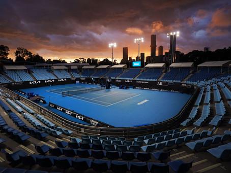 Australian Open: Listo el cuadro masculino del primer Grand Slam del año