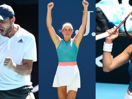 Un singular Australian Open: Sorpresas y decepciones del primer Grand Slam del 2021