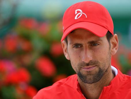 Djokovic optó por mantener en privado la decisión de si se vacunará o no contra el Covid-19