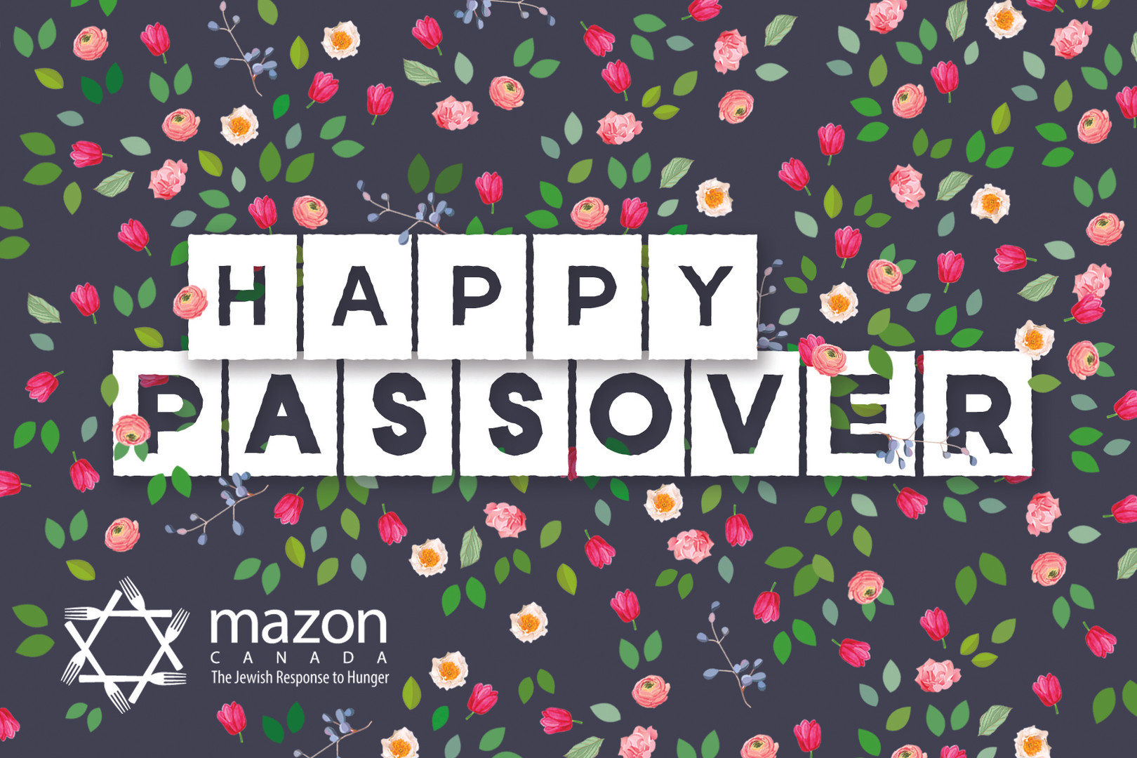 PASSOVER CARD DESIGN