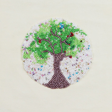 BEADING EMBROIDERY