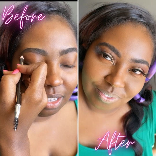 Happy Hour Beat (neutral or no eyeshadow