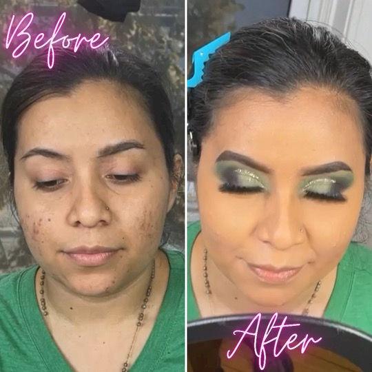 VIP BEAT (Dramatic Eyeshadow & Glitter)