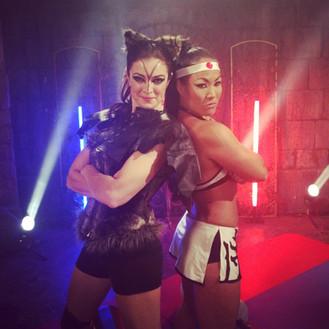 Superlördag - Gladiatorbesök av Kitsune