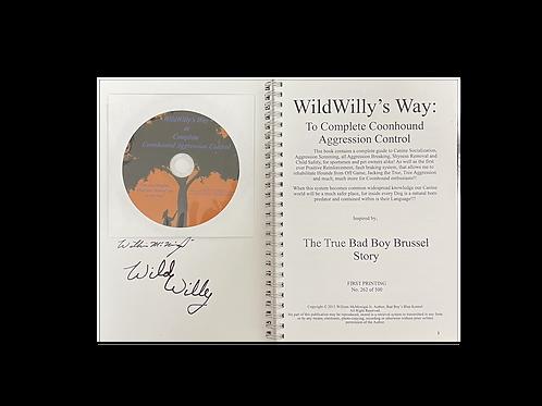 Wild Willy's Way Book/DVD