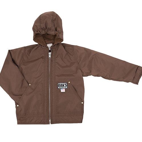 Kid's Hooded Coat item #K-401-HD