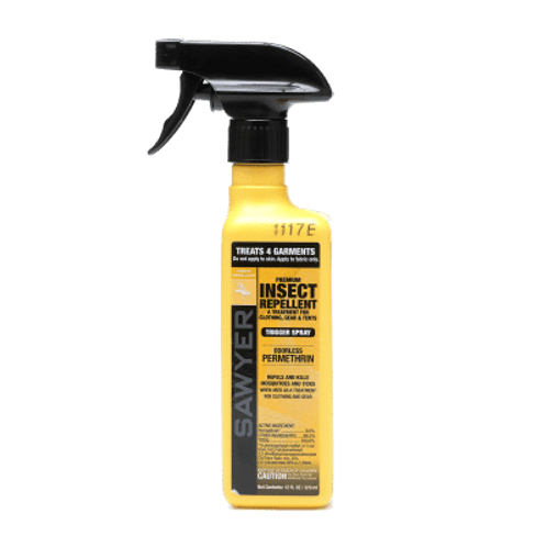 Sawyer Permethrin Insect Repellent for Clothing 12oz
