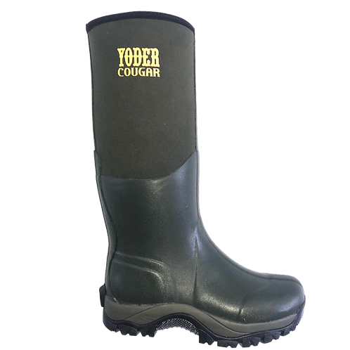 Yoder Cougar Boot
