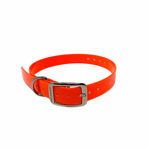 "1"" Tracking Collar Replacement Strap"