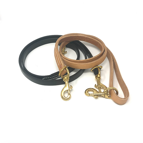 All Leather Lead