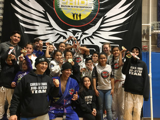 Strong performance by Carlson Gracie team -CT/Cesar Pereira BJJat the NY pride Championship Dec 11,