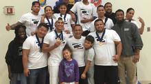 Cesar Pereira leads team to earn 14 medals at CT State championships 2014