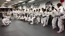 Carlson Gracie Jr seminar and Belt promotions October 21st a success