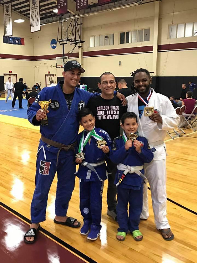 CARLSON GRACIE TEAM -CT/Cesar Pereira BJJ had strong performance