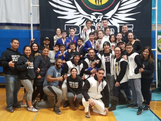 CARLSON GRACIE TEAM -CT/Cesar Pereira BJJ had another strong performance from all participants at th