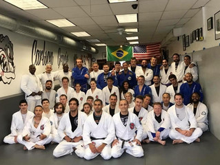 CARLSON GRACIE TEAM -CT/Cesar Pereira Congrats to the Kids and adults on their Belt Promotions 04/22