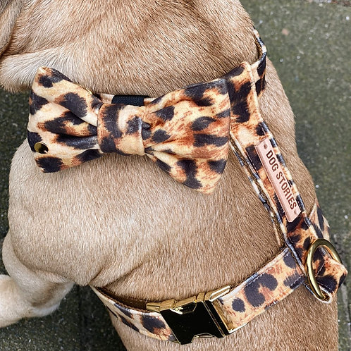 I'M WILD ABOUT YOU BOW TIE