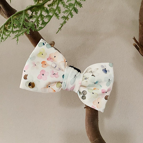 SUMMER PASTELS BOW TIE