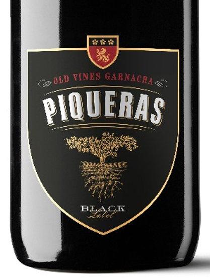 Piqueras 2017 Old Vine Oaked Garnacha