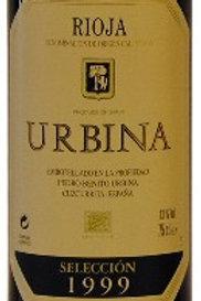 Urbina Gran Reserva 2000