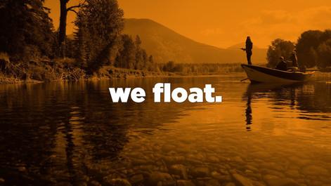 we float.