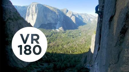 In Control   Yosemite Higher Spire Free, Part 3 (VR180)