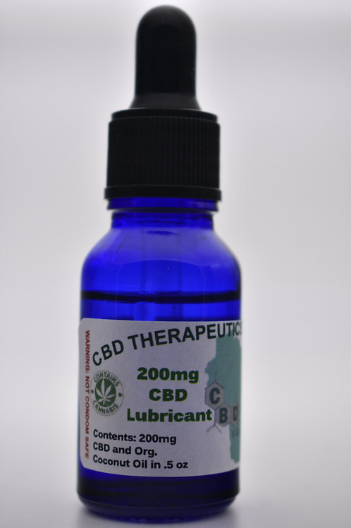 200mg 15ml CBD Lube Oil