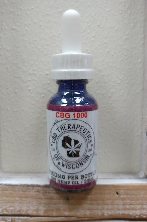 CBG 1000 Isolate Oil