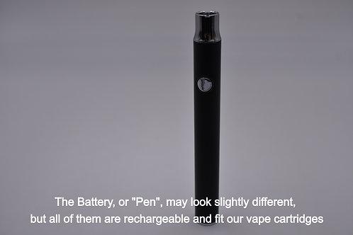 510 Rechargeable Vape Battery