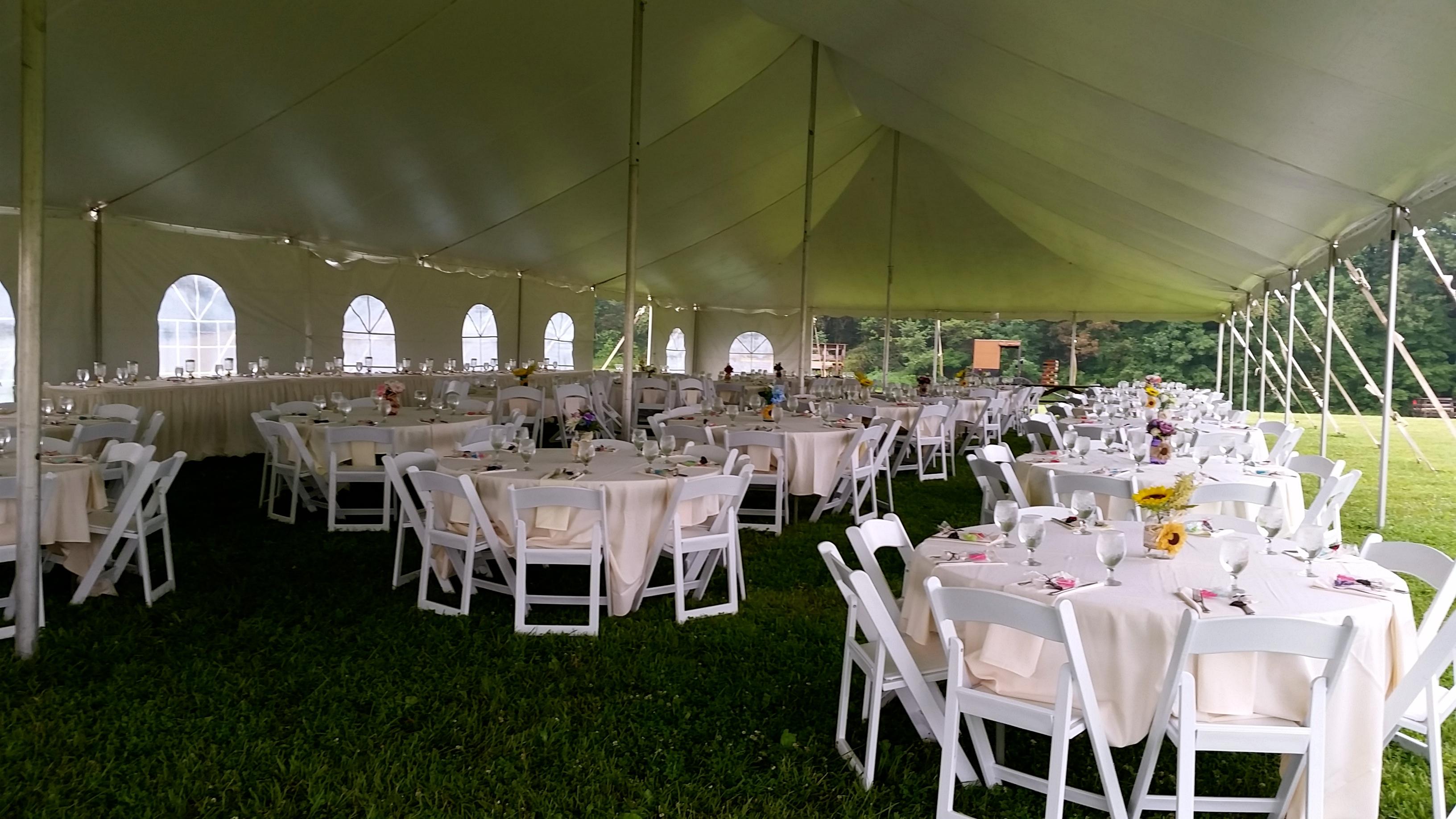 Farm Wedding in Western PA