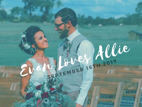 Evan Loves Allison 09.16.17