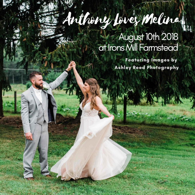 Anthony Loves Melina 08.10.18