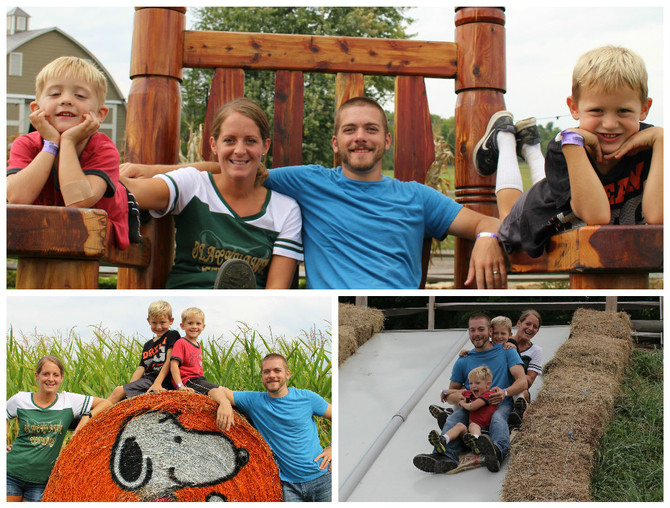 Farmstead Featured Families: The Picos!