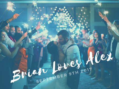 Brian Loves Alex 09.09.17