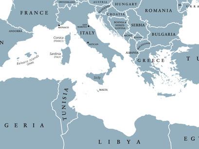 Sailing through the Ages Part 2: A Mediterranean Odyssey