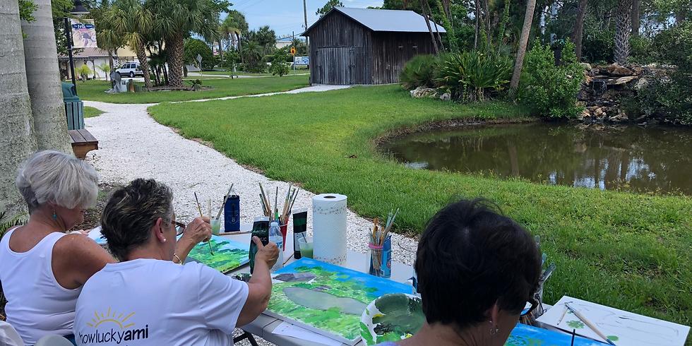 Painting Cortez: The FMM Boat Shop