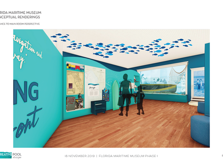 """Re-Imagination"" of permanent exhibits"