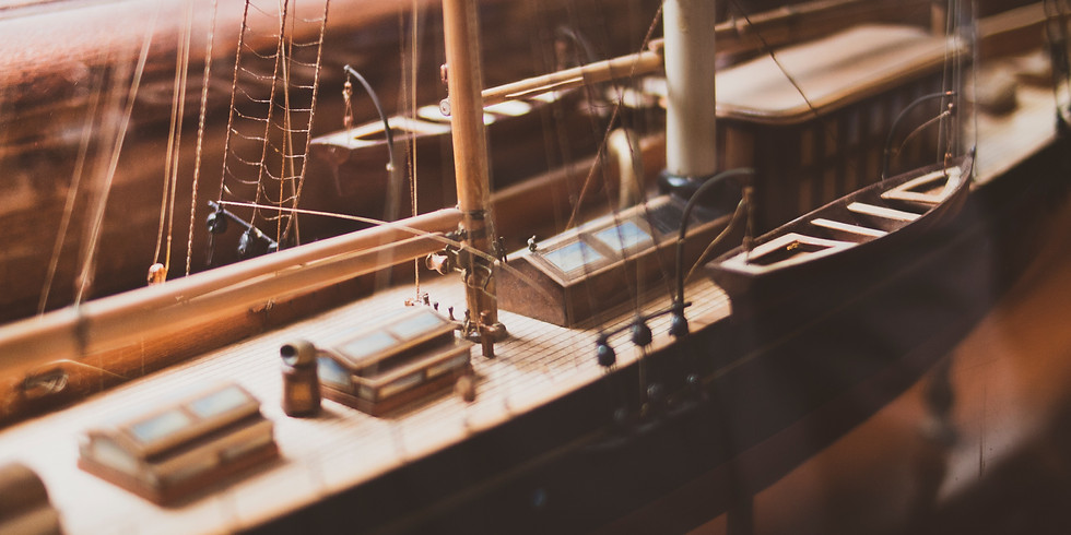 Building Boat Models: Flat Bottom Skiff