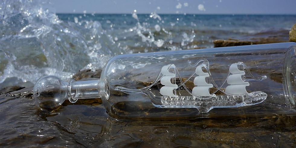 Ship in a Bottle Demonstration