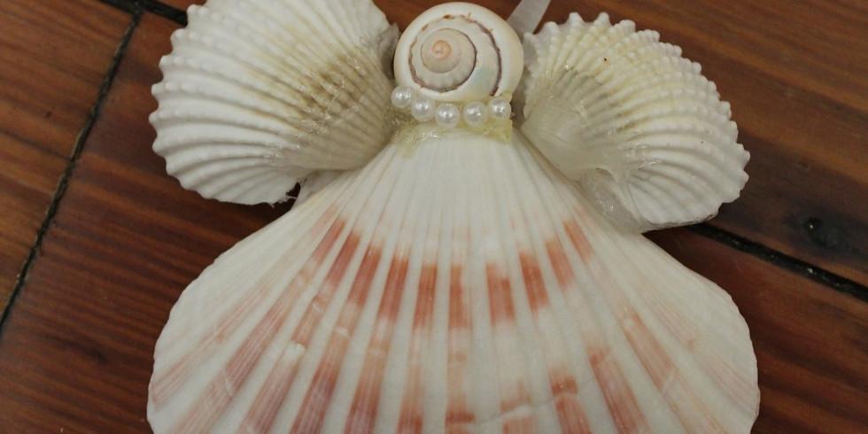 Shell Ornament | $38