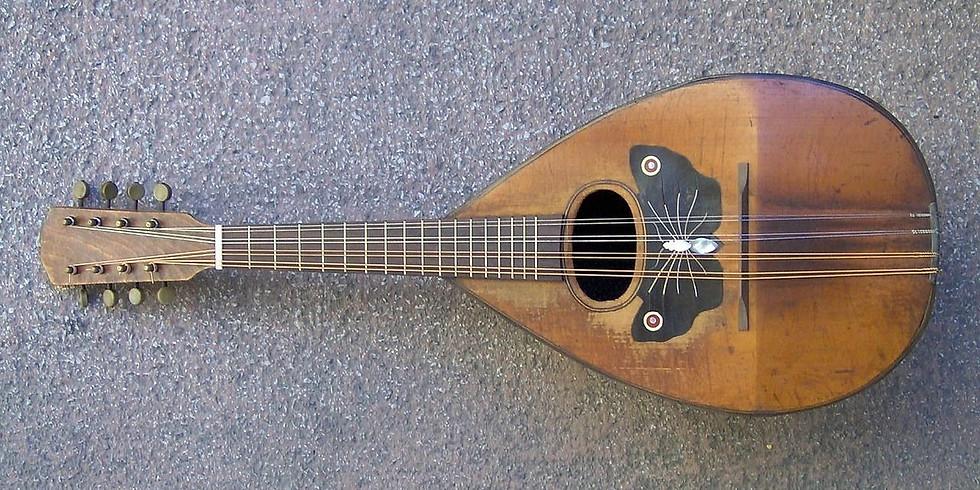 Music Instruction: Mandolin Series