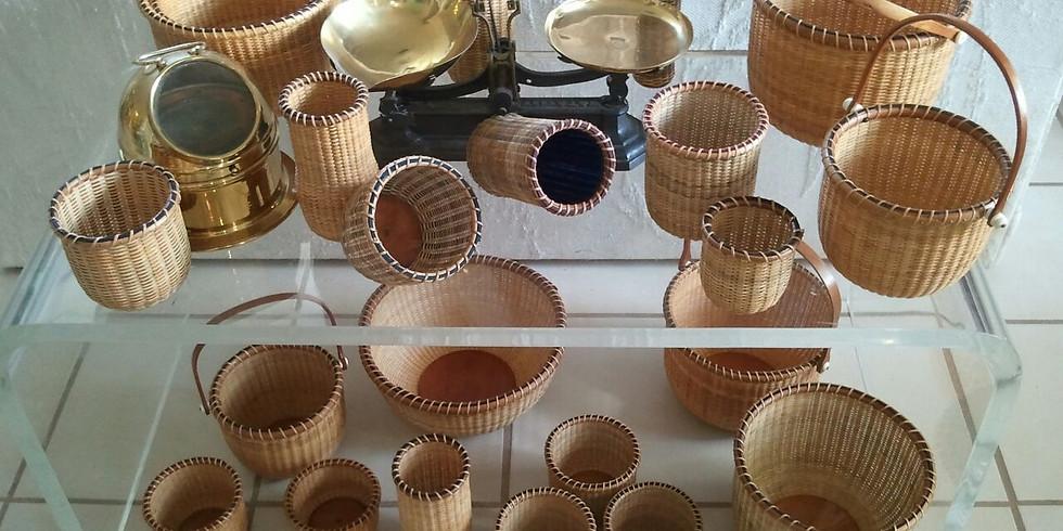 Lightship Basket Weaving