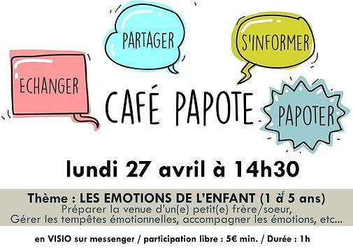 affiche café papote avril 21 émotions.jp