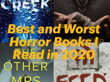 Best & Worst Books I Read (2020 Edition)