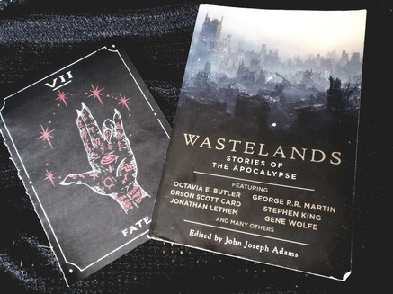 """Short Story Reviews: """"Wastelands: Stories of the Apocalypse"""""""