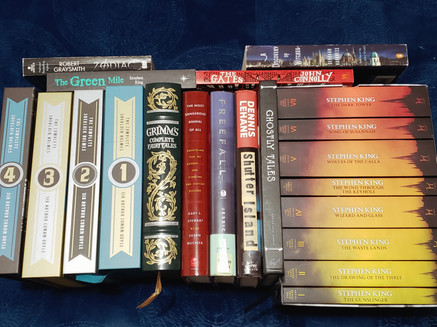 On My Shelf: Favorite Book Covers