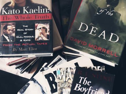 Horror Book Haul #2: Library Discard Sale