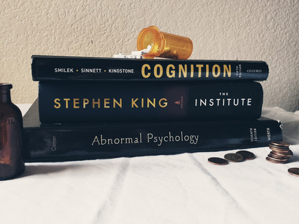 """""""The Institute"""" by Stephen King"""