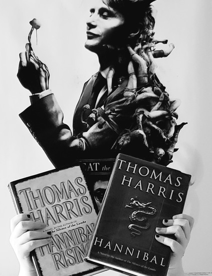 """Hannibal"" by Thomas Harris"