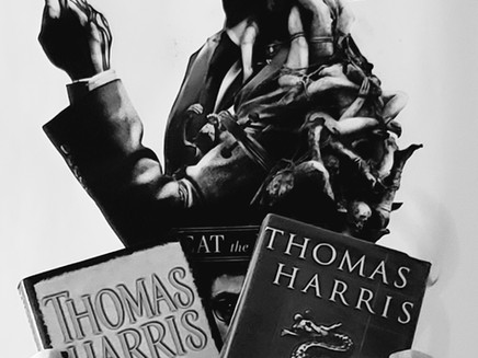 """Hannibal"" by Thomas Harris"